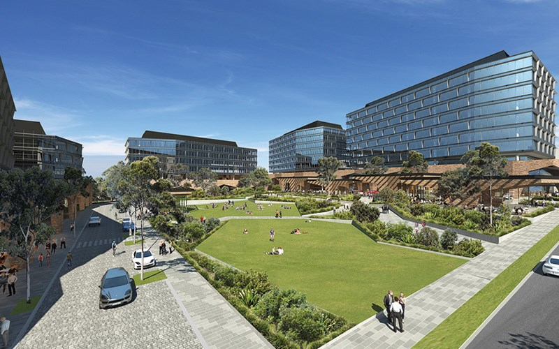 Stockland launches high-tech hub at Macquarie Park | Property HQ