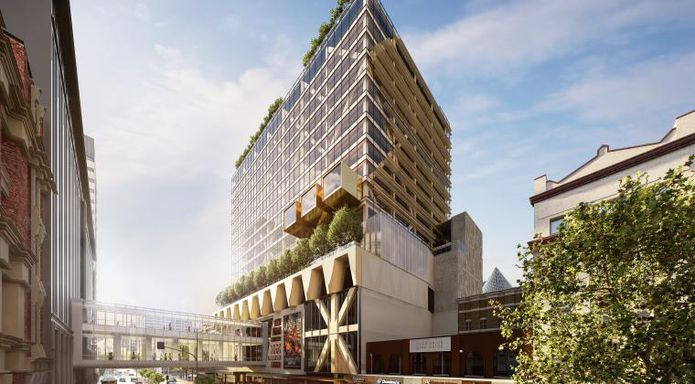GPT to build Australia's largest timber tower   Property HQ