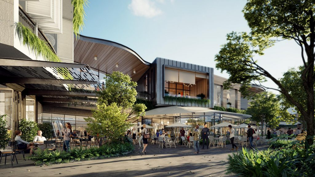 Scentre Buys Garden City Shopping Centre For 575m Property Hq