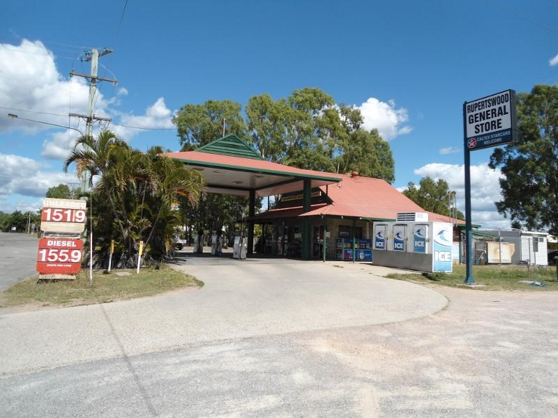 RUPERTSWOOD STORE AND SERVICE STATION