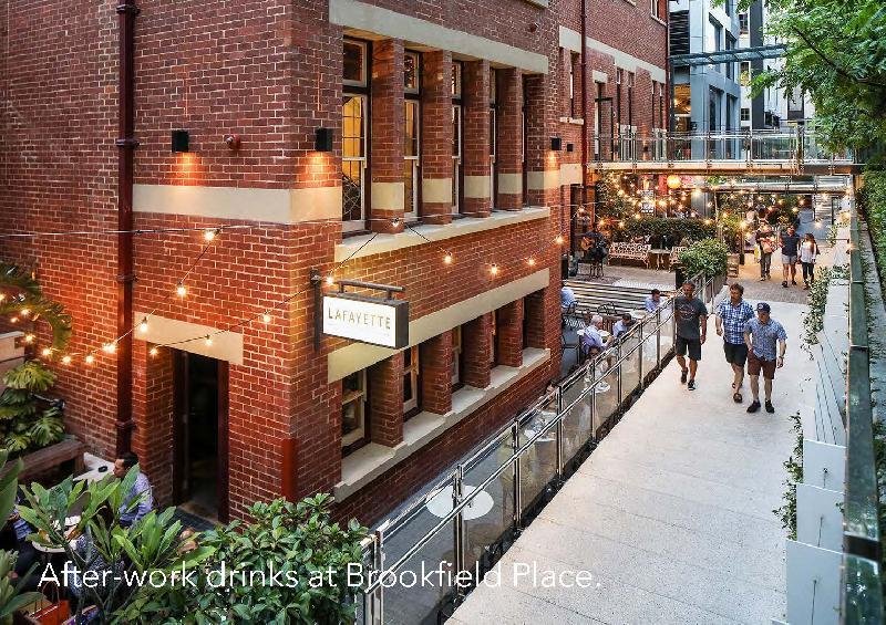 The Quadrant, 1 William Street, Perth