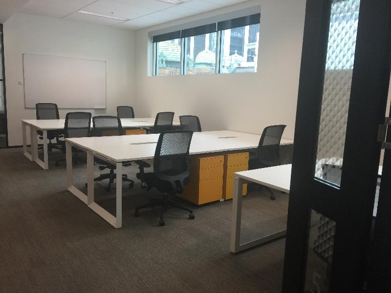 10 Person Office Space in Sydney CBD, Town Hall Station & QVB