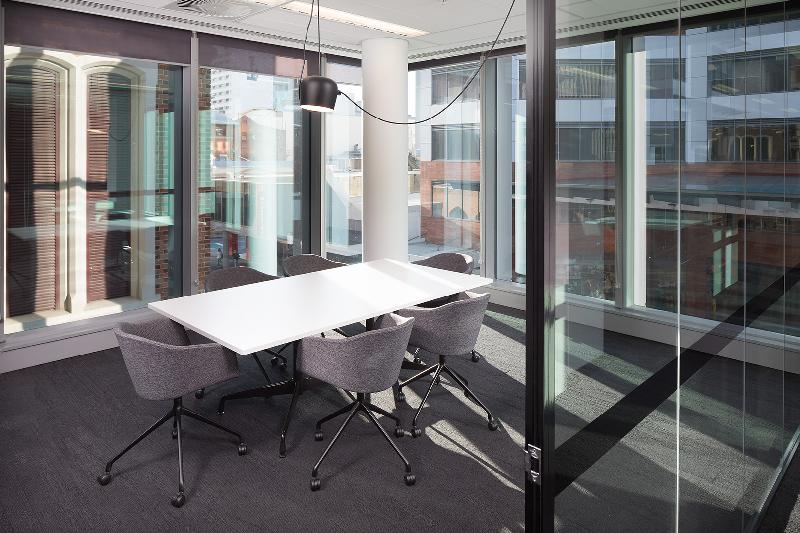 Boutique Office in the Heart of the Treasury Precinct