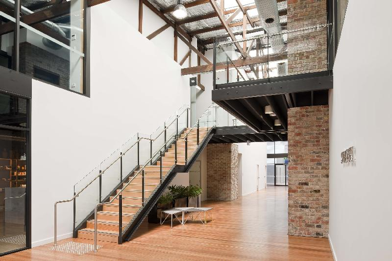 Architecturally inspired, fully fitted head office