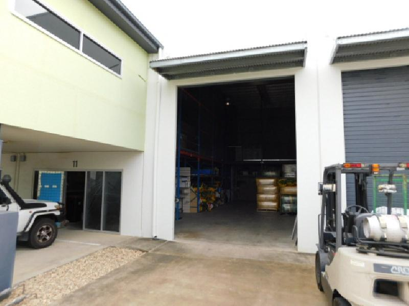 Modern Warehouse with Mezzanine and Office